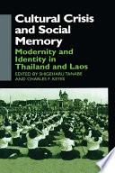 Cultural Crisis And Social Memory Book PDF