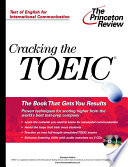 Cracking the TOEIC with Audio CD