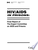 Hiv Aids In Prisons