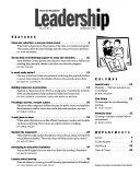 Thrust for Educational Leadership