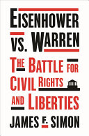 link to Eisenhower vs. Warren : the battle for civil rights and liberties in the TCC library catalog