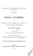 Rerum Britannicarum Medii Aevi Scriptores