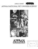 Appma National Pet Owners Survey