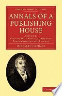 Annals of a Publishing House