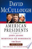 David McCullough American Presidents E Book Box Set
