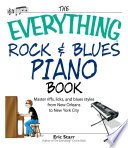 The Everything Rock   Blues Piano Book