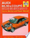 Audi 80, 90 & Coupe