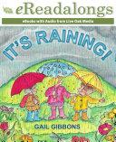 It's Raining! Book