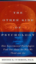 The Other Side of Psychology Book