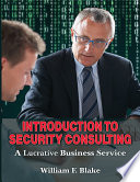 Introduction to Security Consulting Book