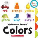 My Favorite Book of Colors