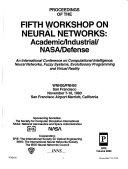 Proceedings of the     Workshop on Neural Networks