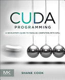 CUDA Programming Pdf/ePub eBook