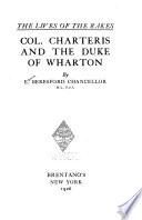 Col. Charteris and the Duke of Wharton