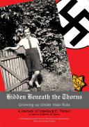 Hidden Beneath the Thorns Book