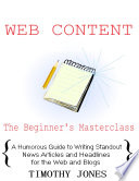 Web Content The Beginner S Masterclass