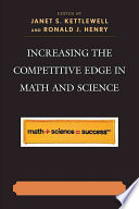 Increasing The Competitive Edge In Math And Science Book PDF