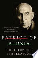 Patriot of Persia Book