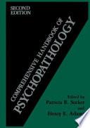 Comprehensive Handbook Of Psychopathology