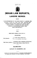 Indian Law Reports Book PDF