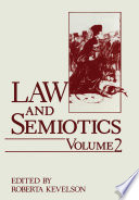 Law And Semiotics