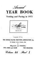 Year Book, Trotting and Pacing ebook