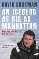An Iceberg As Big As Manhattan