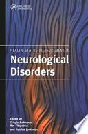 Health Status Measurement in Neurological Disorders