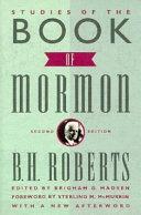 Studies of the Book of Mormon