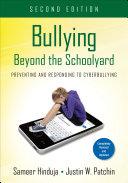 Bullying Beyond the Schoolyard Book