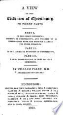 The Works of William Paley     With a Life and Portrait of the Author  Etc