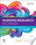 Nursing Research In Canada E Book