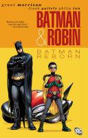 Batman and Robin Vol. 1: Batman Reborn Pdf/ePub eBook