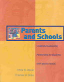 Parents and Schools