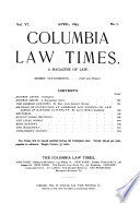 Columbia Law Times