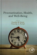 Pdf Procrastination, Health, and Well-Being