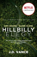 Hillbilly Elegy: A Memoir of a Family and Culture in Crisis Pdf/ePub eBook
