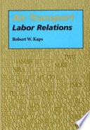 Air Transport Labor Relations Book PDF