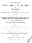 Palliser s New Cottage Homes and Details
