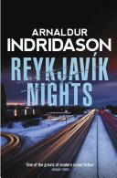 Pdf Reykjavik Nights Telecharger