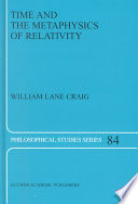 Time and the Metaphysics of Relativity Book