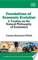 Foundations of Economic Evolution