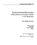 Environmental Mechanics