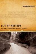 Left Of Matthew Book PDF