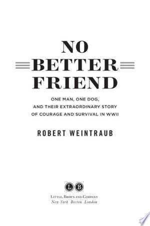 Download No Better Friend Free Books - Dlebooks.net