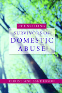 Counselling Survivors of Domestic Abuse Book
