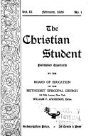 The Christian Student