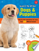 Learn to Draw Dogs   Puppies