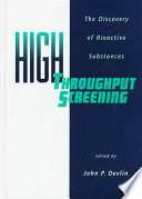 High Throughput Screening Book