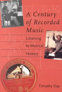 A Century Of Recorded Music Book PDF